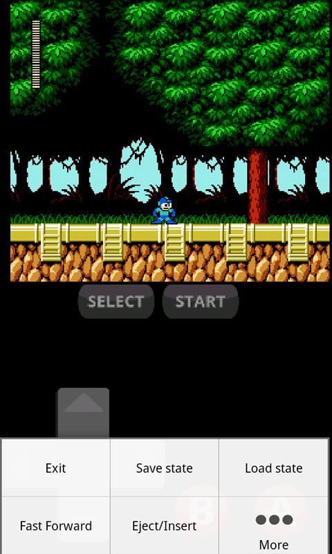NES-FC Lite (NES Emulator)- screenshot