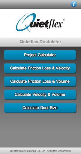 Quietflex Ductulator 1.0.0