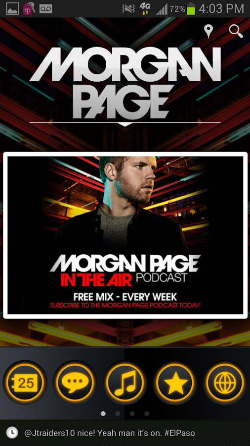 Morgan Page - screenshot