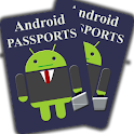 Android Passports logo