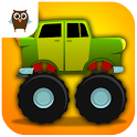 Car Builder - free kids game icon
