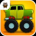 Car Builder - free kids game icon