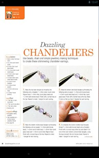 Bead Magazine- screenshot thumbnail