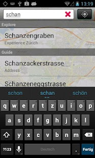 City Guide Zürich - screenshot thumbnail