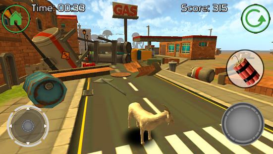 Goat Dynamite 3D Pro