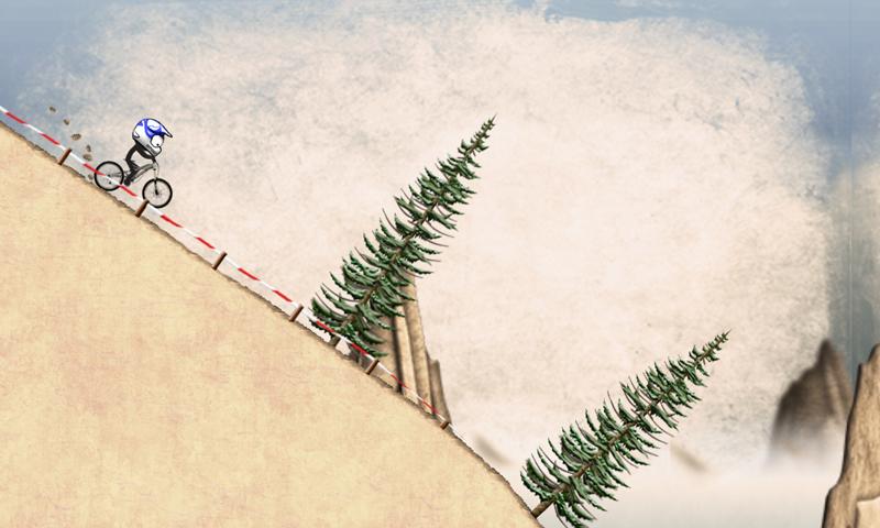 Stickman Downhill screenshot #6