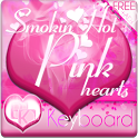Smokin HOT PINK Keyboard Theme icon