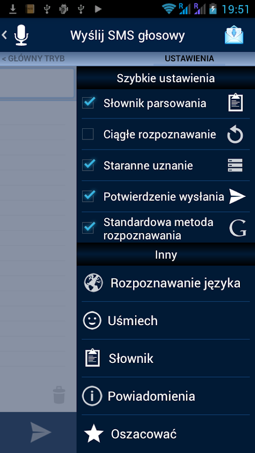 Ustawienia play mms android apps