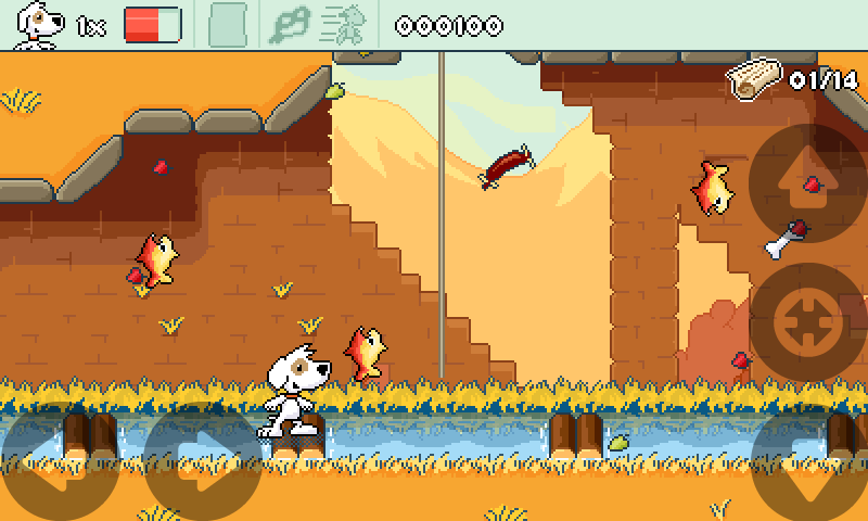 Super Dog - screenshot