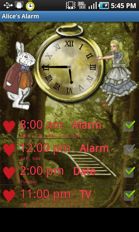 Alarm of Alice~Catch a rabbit~ - screenshot