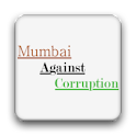Mumbai Against Corruption logo
