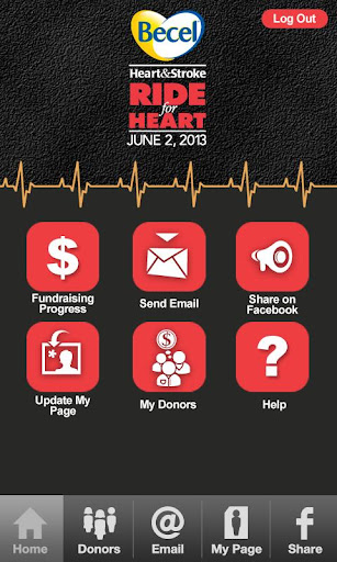 Ride for Heart