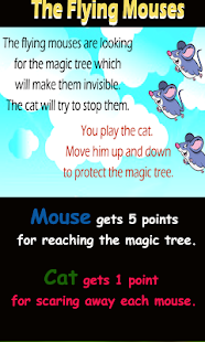 The Flying Mouses [Kids Game]