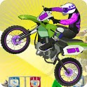 Acrobatic Rider –mine icon