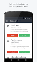 Screenshot of DashAccess
