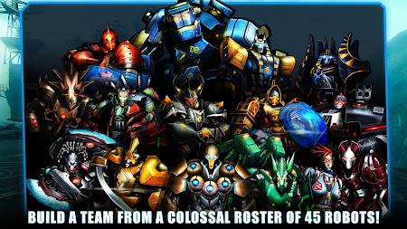 Ultimate Robot Fighting 1.0.79 screenshot 18080