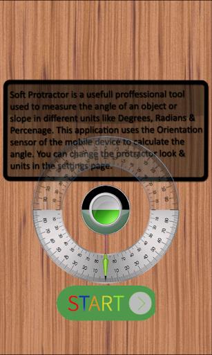 Protractor Tool