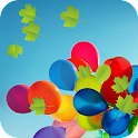 Galax Falling Leaves LWP icon