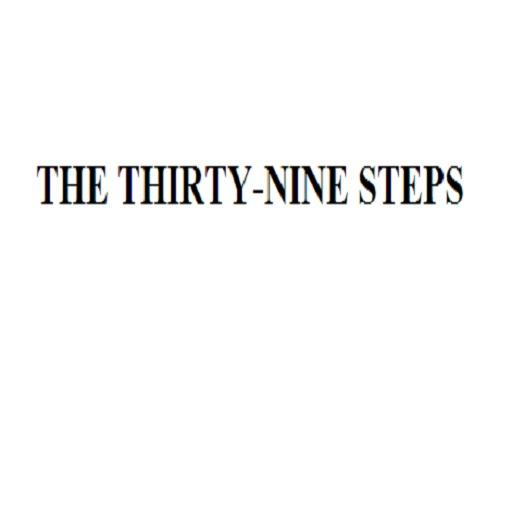 THE THIRTY NINE STEPS 書籍 LOGO-玩APPs