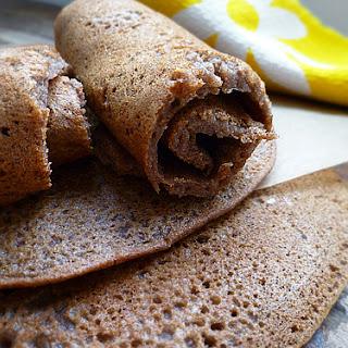 Gluten-Free 100% Teff Flatbread