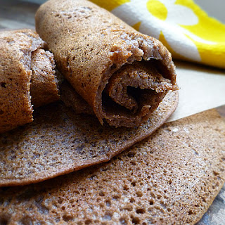 Gluten-Free 100% Teff Flatbread.