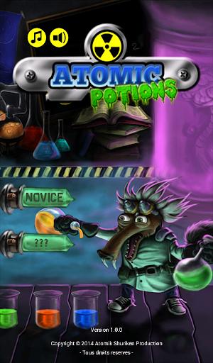 Atomic Potions