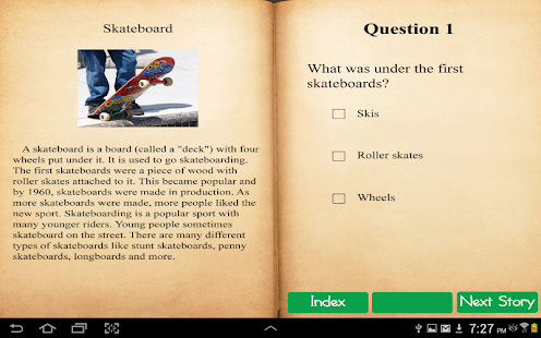Worksheets Story Reading For Grade 3 reading comprehension grade 3 android apps on google play screenshot thumbnail