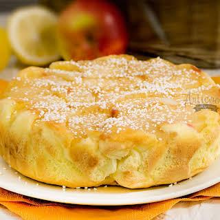 Swedish Apple Cake.