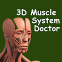 3D Muscle System logo