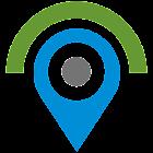 Família tracker e monitor icon