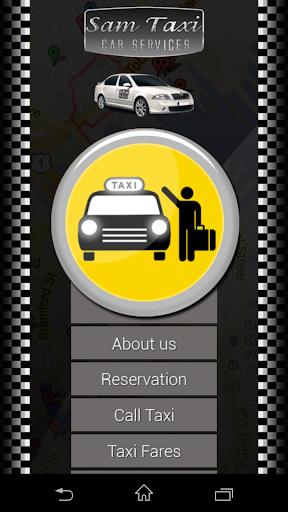 Sam Taxi Cab Service