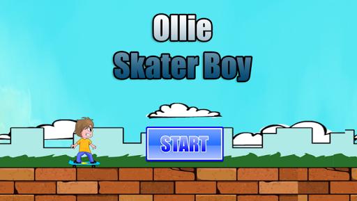 Ollie Skater Boy
