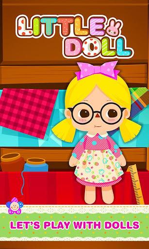 Pretty Little Doll - Dress Up