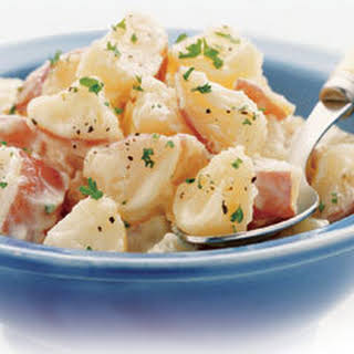 Lug Nut Potato Salad.