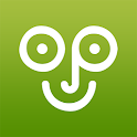 Hppy – team happiness tracker logo