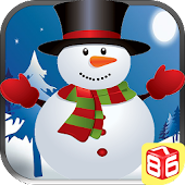 Snowman Maker - Snow Dress Up