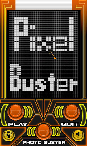 Pixel Buster
