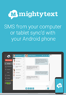 MightyText: SMS Text Messaging - screenshot thumbnail