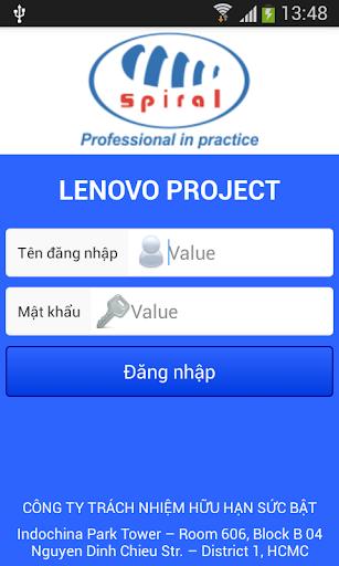 Spiral Lenovo Solution