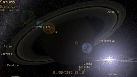 Pocket Planets Lite Screenshot 4