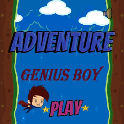 Adventure Genius Boy 冒險 App LOGO-硬是要APP