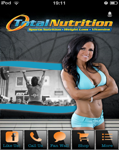 Total Nutrition Visalia