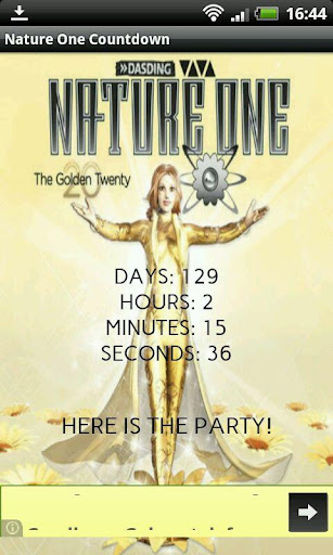 Nature One 2014 Countdown