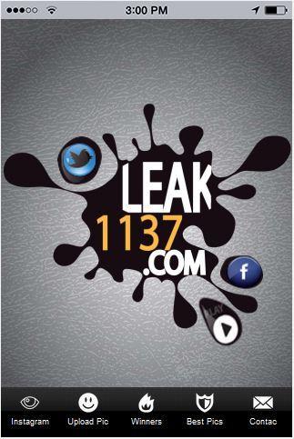 Leak 1137