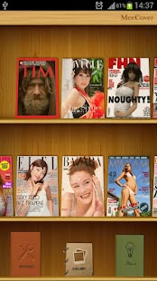 MeeCover : Magazine Cover Makr- screenshot thumbnail