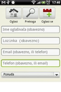 Oglasna Tabla screenshot 4