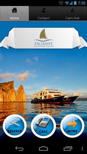 Exclusive Galapagos Cruises