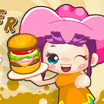 Burger Cooking Shop 1.3.1 Apk
