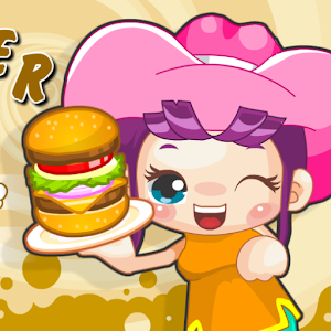 Burger Cooking Shop for PC and MAC