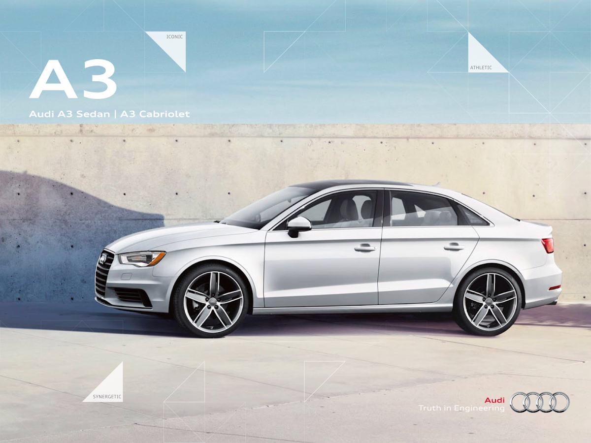 Audi Library- screenshot